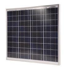 Solpanel 50W med 10A regulator