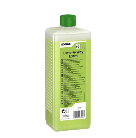 Avkalkningsmedel Lime-A-Way Extra 4x1 l.