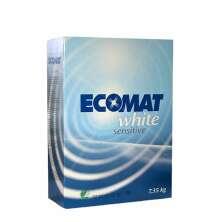 Tvättmedel  Ecomat Sensitive White