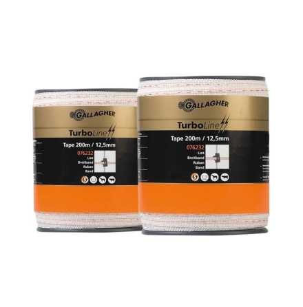Duopack TurboLine band 12,5mm 2x200m